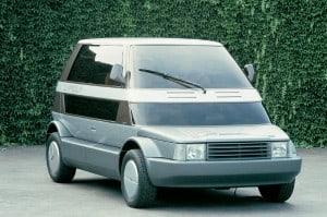 Capsula 1982 Italdesign