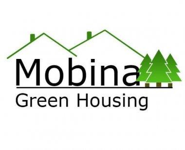 Logo Mobina Case din Lemn