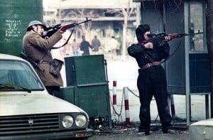 Revolutia din 1989 la Radauti