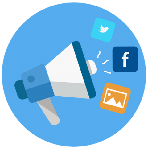 Asistent-Social-Media-Icon