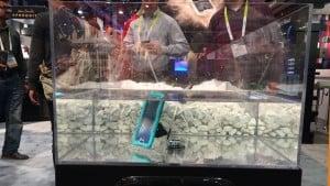 Gadgeturi rezistente la apa CES 7
