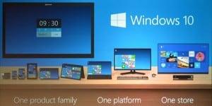 Windows 10 Dezvoltare