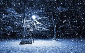 Iarna Liniste