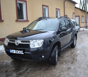 Dacia Duster Negru