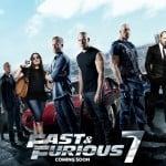 Fast and Furious 7 cu cascadorii reale