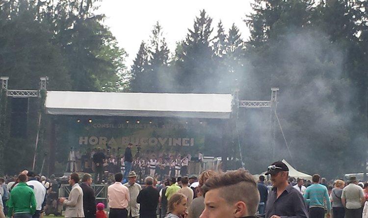 Concert Hora Bucovinei