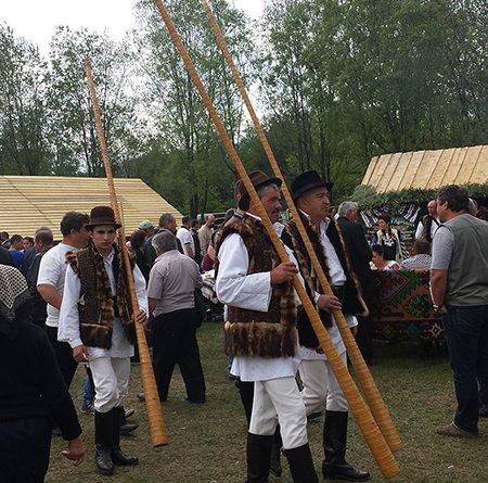 Folclor Hora Bucovinei