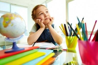 Activitatea unui copil