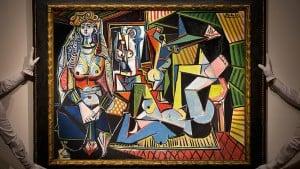 Les Femmes d'Alger Versiunea O