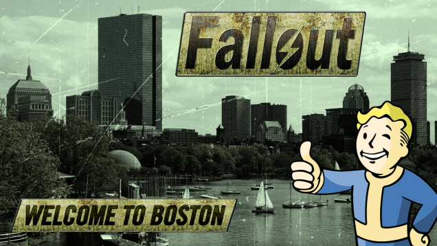 Fallout Bine ati venit in Boston