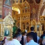 Manastirea Banceni din Ucraina