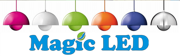 Logo Magic LED