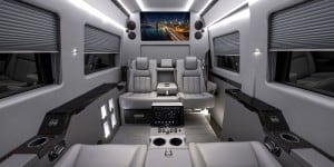 Interior 1 Mercedes Benz Sprinter