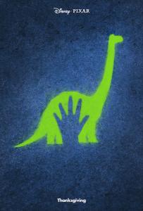 Poster The Good Dinosaur