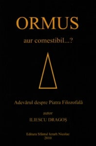 Coperta Carte Ormus