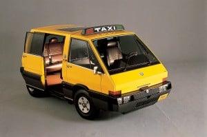 Alfa Romeo Taxi 1976