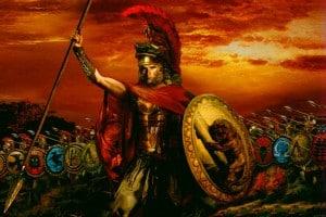 Alexandru cel Mare Pictura