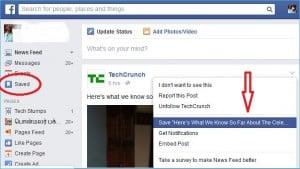 Marcaje pe Facebook