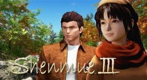 Shenmue 3 Coperta