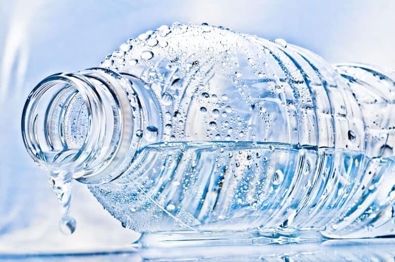 Sticla Plastic cu Apa