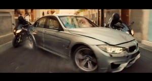 Tom Cruise Bmw M3