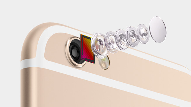 Camera iPhone 6S