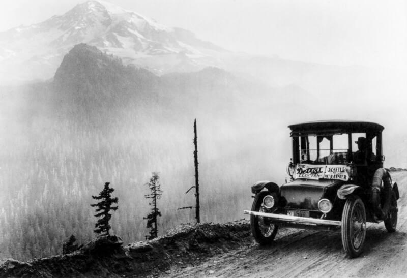 Masina Electrica din 1910