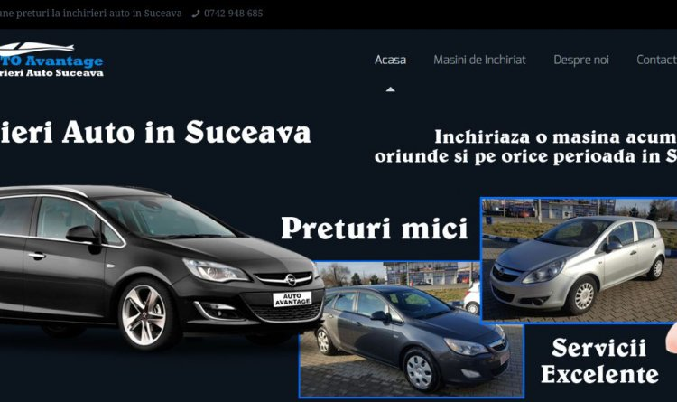 Webdesign AutoAvantage