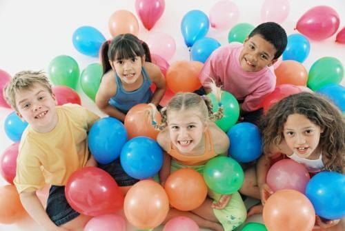 petrecere copii