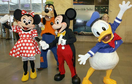 Personaje Disney