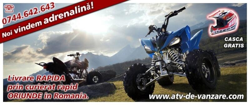 Banner ATV de Vanzare