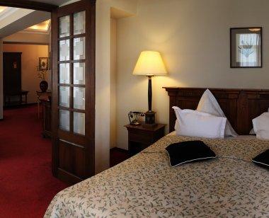 Camera Hotel Arc de Triomphe