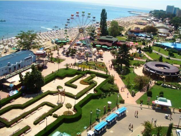 Bulgaria Nisipurile de Aur