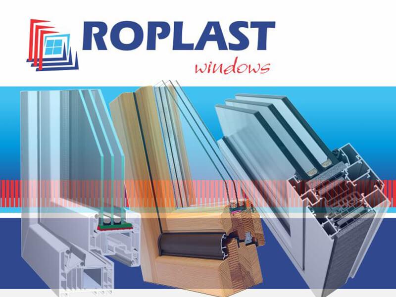 Ferestre de la Roplast Windows