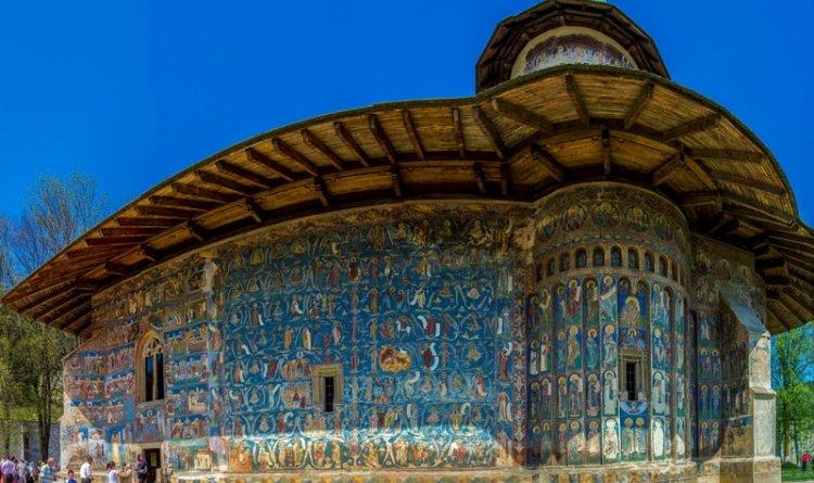 Vornet manastirea