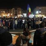 Suceava alături de România la proteste