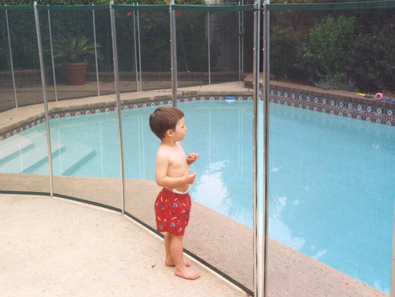 siguranta la piscina
