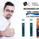 """Apa și Cafeaua """"La Fântâna"""" eficientizează comunicarea cu clienții"""