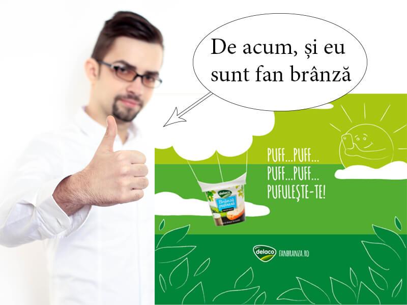Andrei Cenusa fan branza