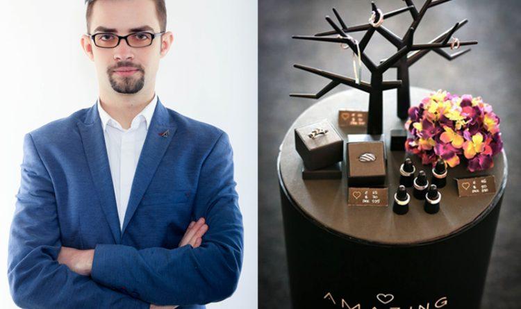 Andrei Cenusa si Amazing Jewelry