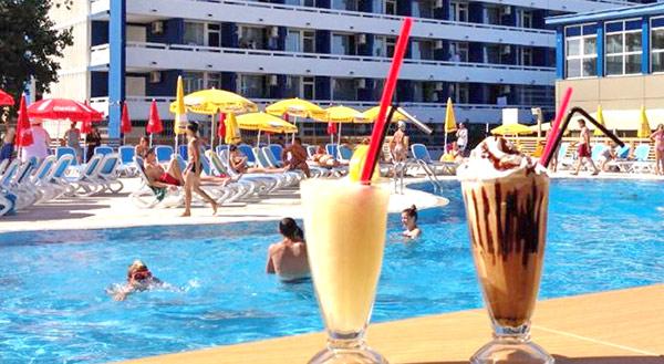 Piscina Hotel Aurora