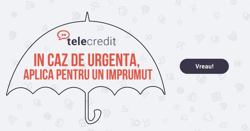 Credit rapid cu Telecredit.ro