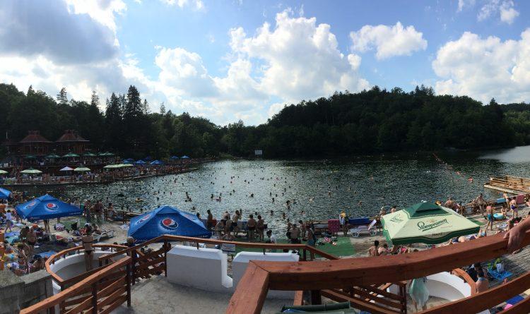 Lacul Ursu Aglomerat