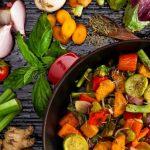 Alegeri sanatoase – cea mai buna mancare vegetariana de tip fast food