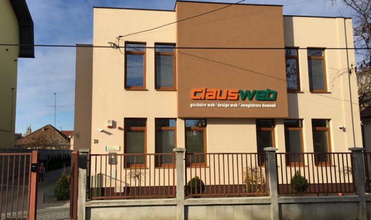 Clădire Claus Web