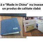 """Dacă e """"Made in China"""" nu înseamnă că e un produs de calitate slabă"""