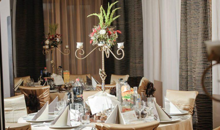 Interior Restaurant Aldi Nunta