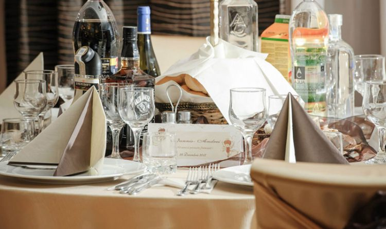 Restaurant Aldi la o Nunta