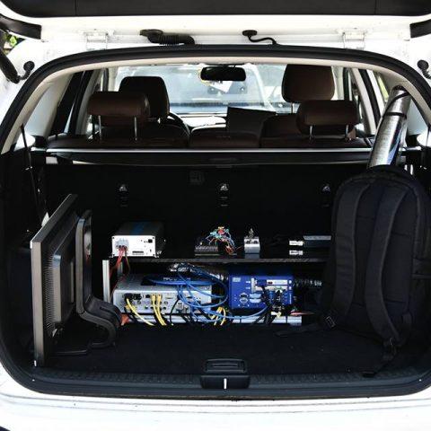 Portbagaj Masina Autonoma Continental