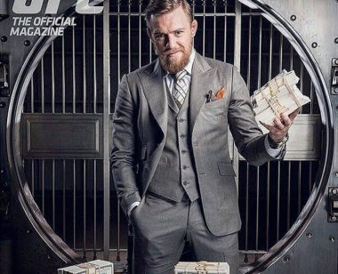 Conor Mcgregor cu multi bani
